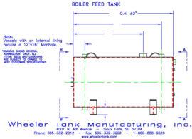 boiler-feed-tank