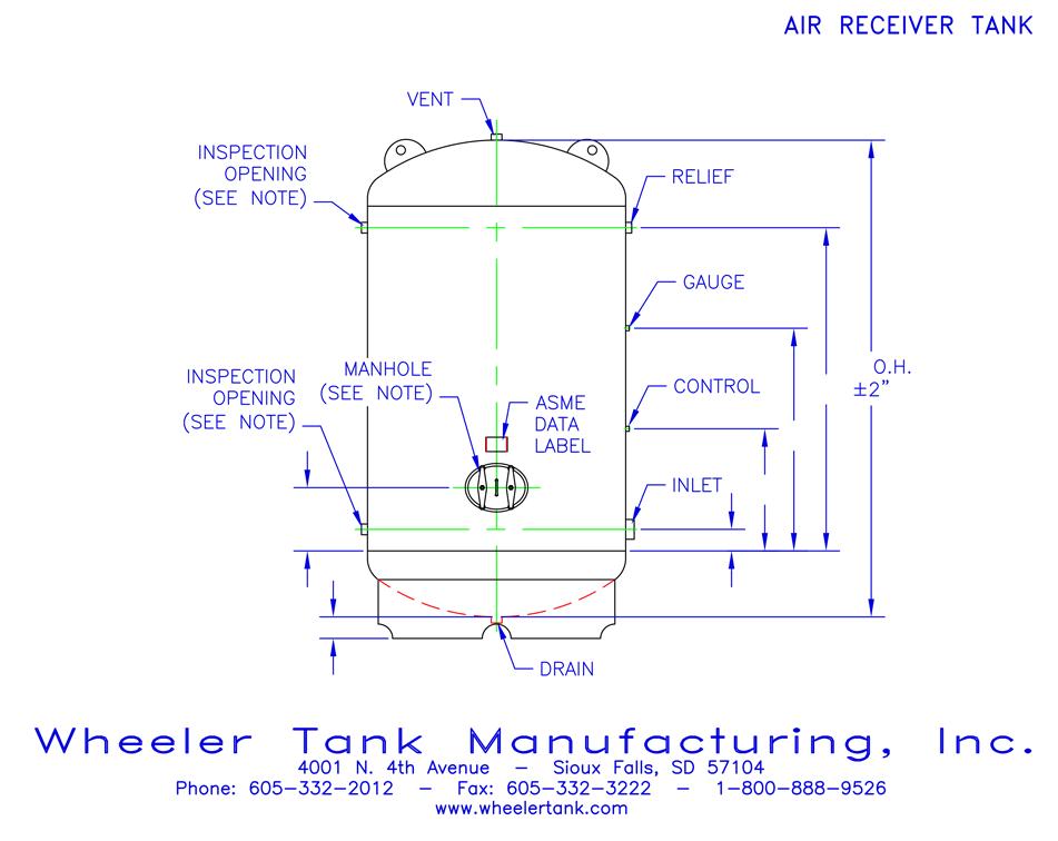 air-receiver-tank