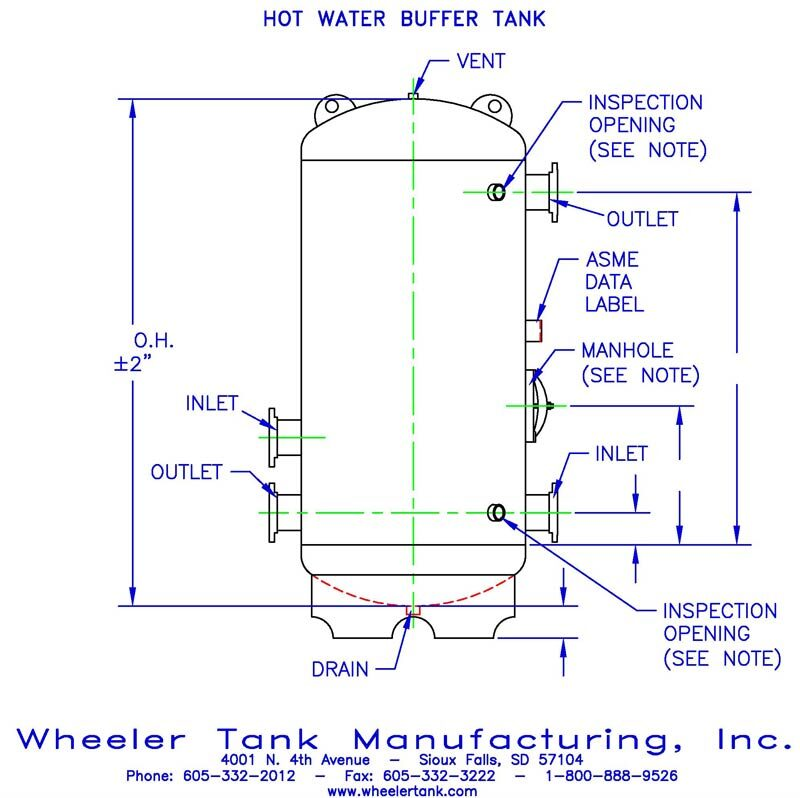 hot-water-buffer-tank